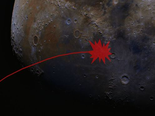 Moon Impact 091009