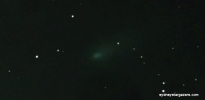Comet Elenin - 8th September